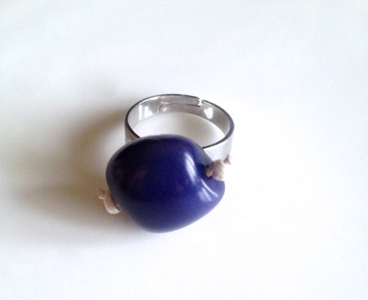 Voila! You have a nautical ring.