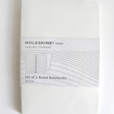Make your own Moleskin Notebook by kraft&mint