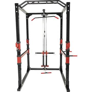 Gorilla Sports Power Lifting Station Power Rack