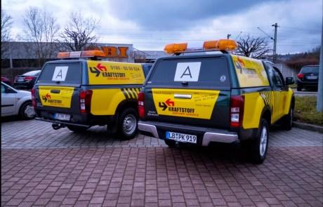 Autos Kraftstoff Abpump Service