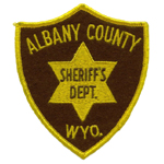 albany county sheriff