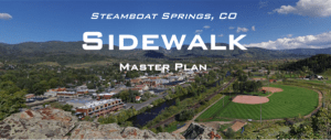 steamboat sidewalks