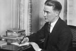 """Слушнете како Френсис Скот Фицџералд ја чита """"Ода за славејот"""" од Џон Китс"""