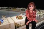 Џуди Чикаго, американска уметница, автор на првото феминистичко дело