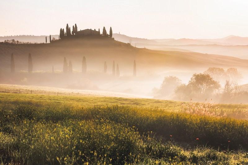 Włochy Toskania kup zdjęcie