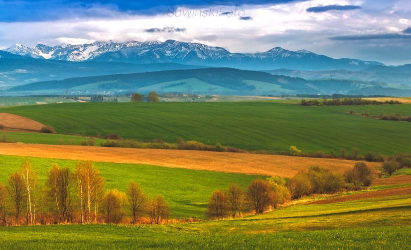 Tatry wiosna kup zdjęcie
