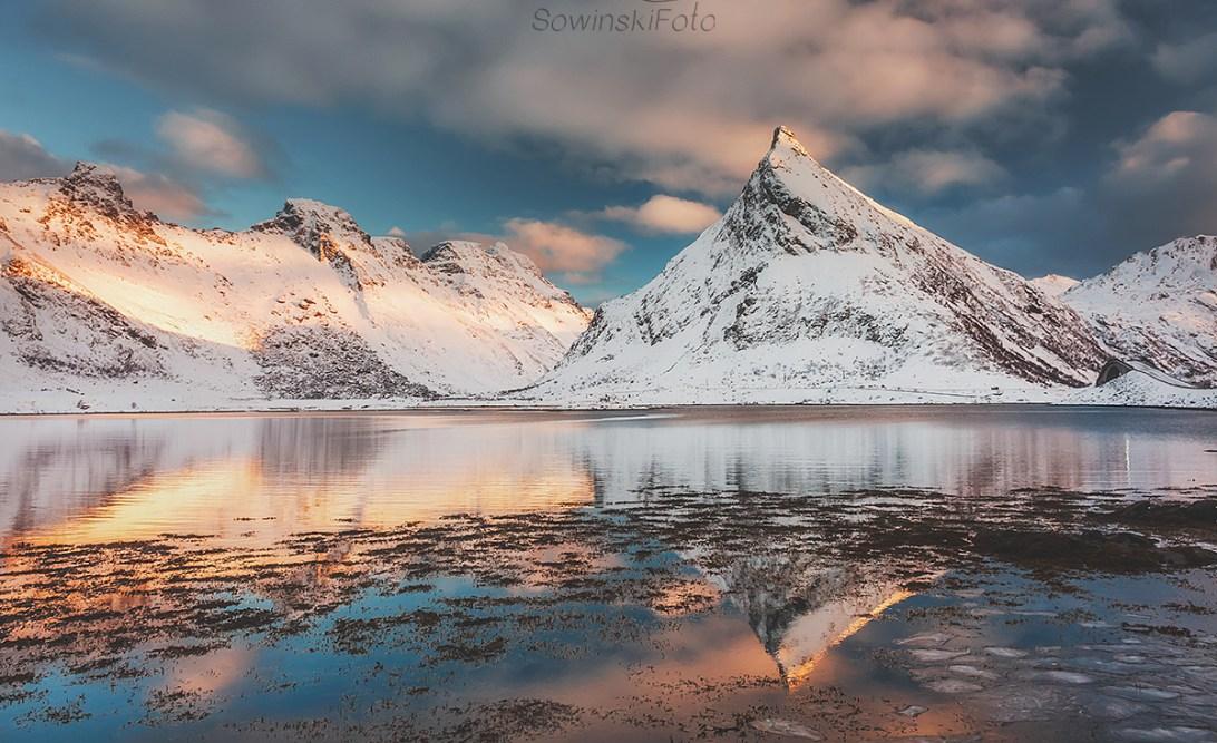 Krajobraz góry kup zdjęcie