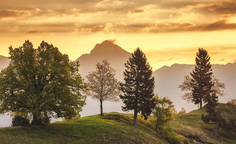 Słowenia kup zdjęcie na płótnie