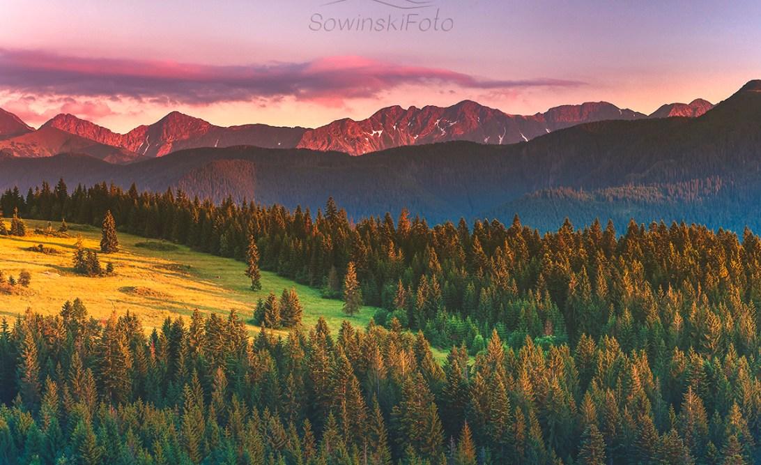 Tatry zachodnie kup zdjęcie w dużej rozdzielczości