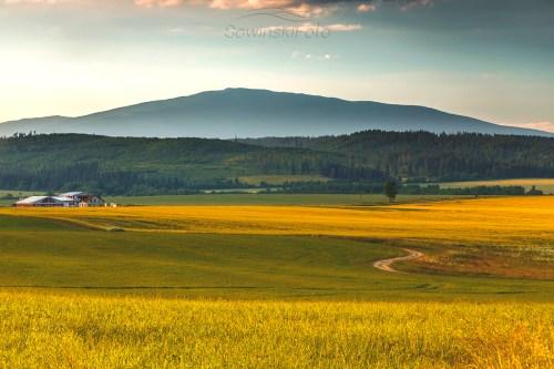 Babia Góra Słowacja zdjęcie na płótnie