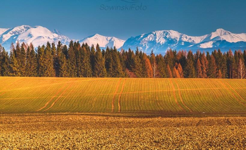 Krajobraz Tatry Słowacja zdjęcie