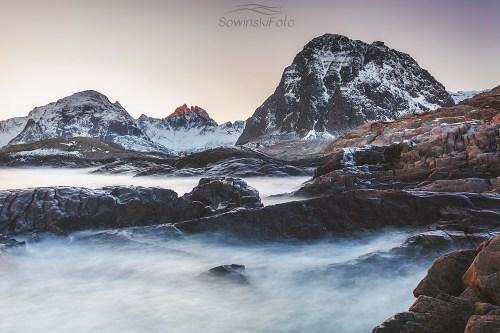Dekoracja wnętrz morze norweskie