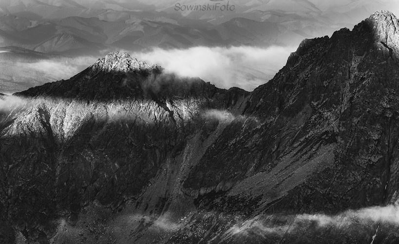 Krajobraz górski Tatry zdjęcie