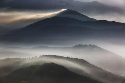 Góry zdjęcie na płótnie