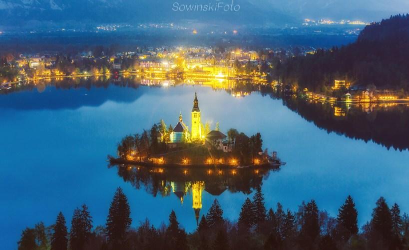 Zdjęcie na płótnie Słowenia