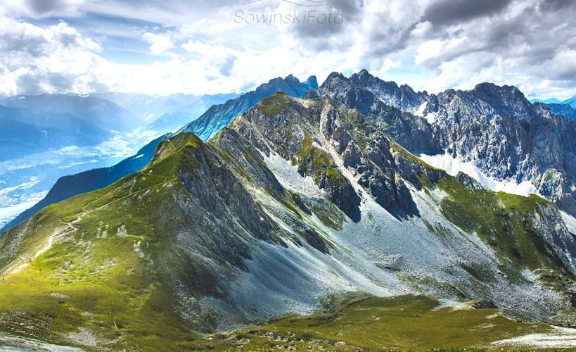 Austria Alpy zdjęcia