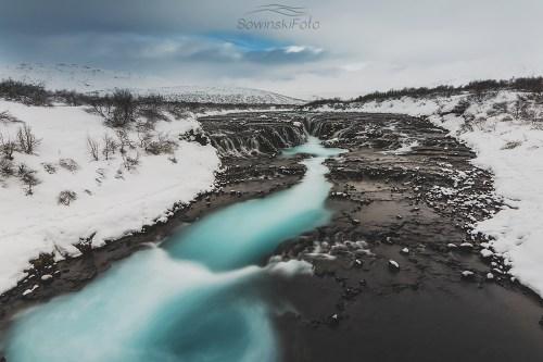 Islandia zima zdjęcia
