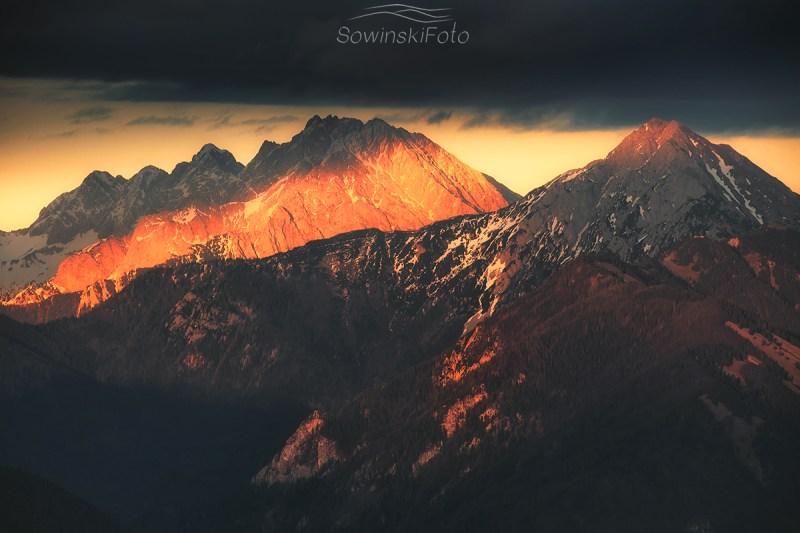 Alpy Słowenia