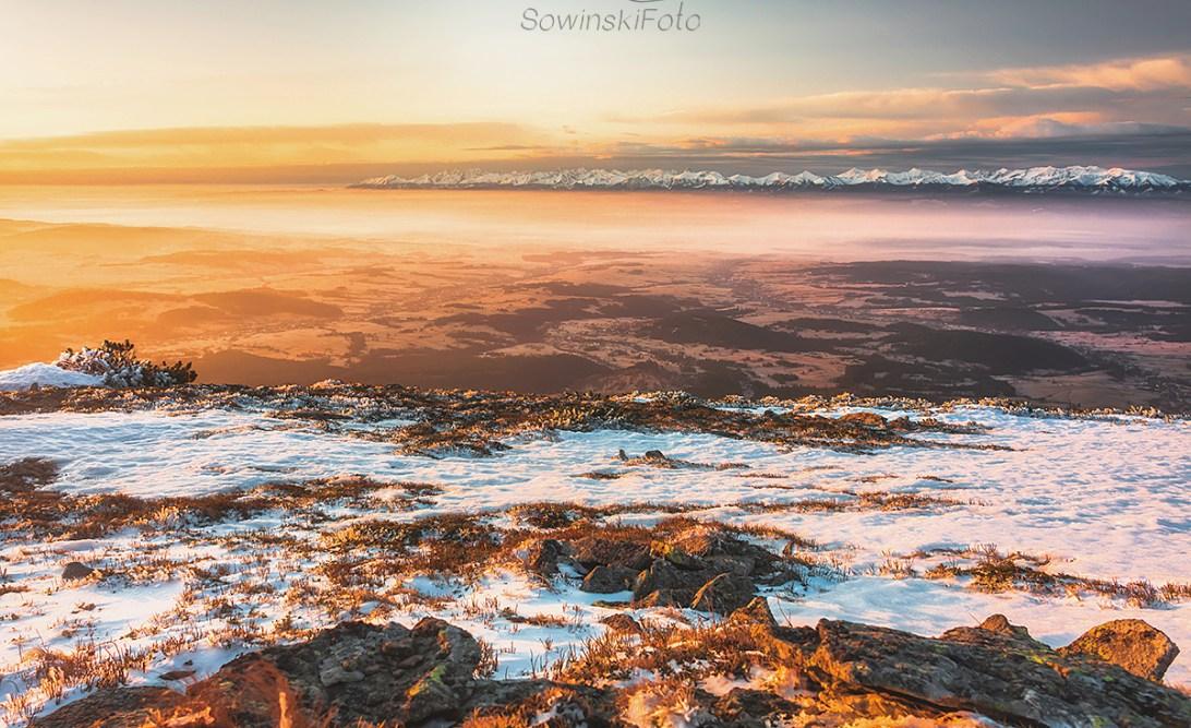 Babia Góra Tatry Orawa