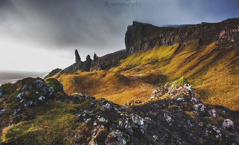 The Storr Szkocja