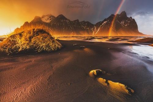 Stocknesses Islandia Rzeźba natury/ Islandia