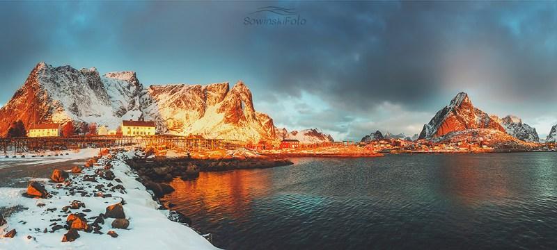Lofoty /Norwegia