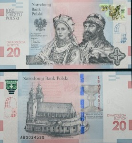 new bank note