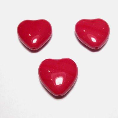 hartje rood 16 mm