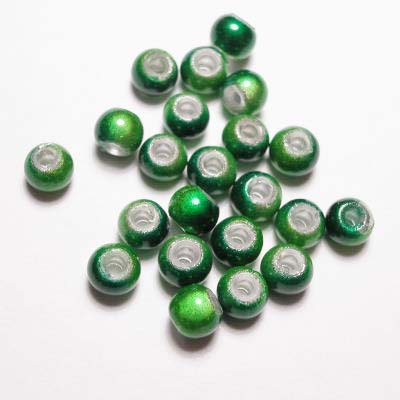 miracle bead groen 4 mm