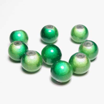 miracle bead groen 8 mm