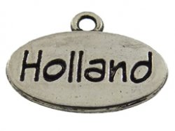 metalen hanger holland 10x17 mm