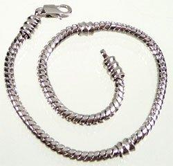 armband 3x18 mm voor pandorastijl kralen