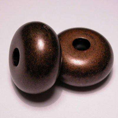 ring bol bruin 23 mm