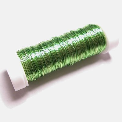 haakdraad groen 0,3 mm