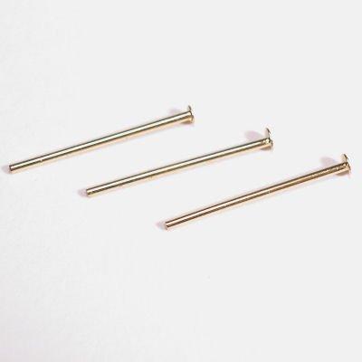 nietstiften goud 16x0,08 mm