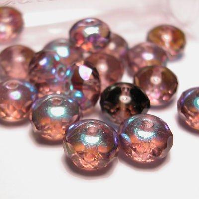 rond geslepenparels 8 mm kleur 5560