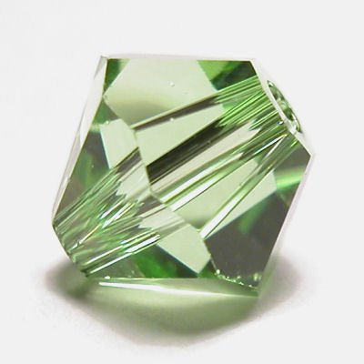 swarovski facet 4mm peridot