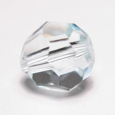 swarovski rond  4mm light azore