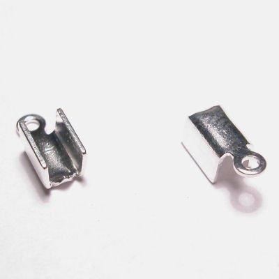 veterklemmetje zilver 5x3 mm mm