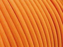 elastisch draad/stiek 3 mm oranje