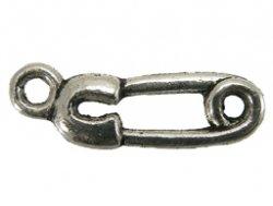 metalen hanger veiligheids speld 5,5x19 mm