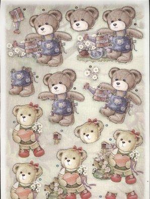 stansvel beren met glitters 1