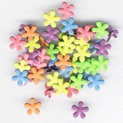 brads bloem 12 mm classic-kleuren