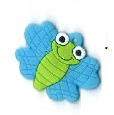 Add-ies vlinder blauw