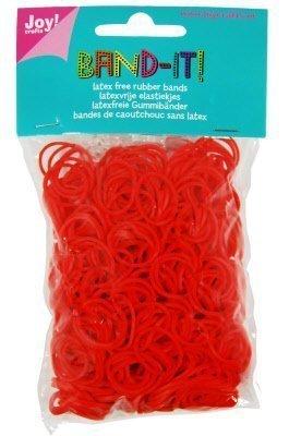 Joy! Band-it! elastiekjes kerst rood