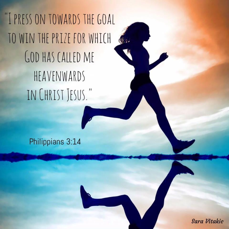 Run forward
