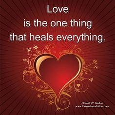 Ljubav & praštanje