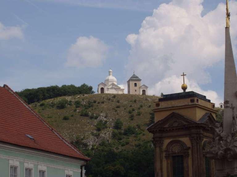 Královská sklepení - Svatý kopeček Mikulov