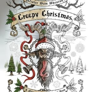 Krampus Coloring Book