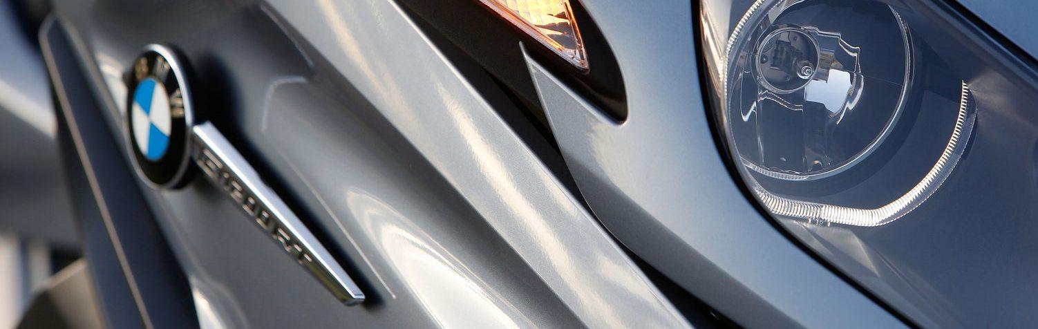BMW R1200RT-LC detail